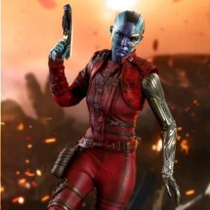 Hot Toys 1/6th Scale MMS534 Avengers: Endgame Nebula Collectible Figure