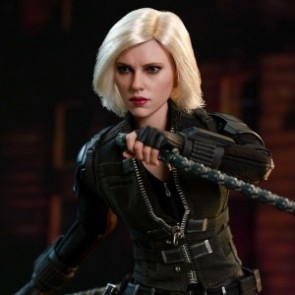 Hot Toys 1/6th Scale MMS460 Avengers: Infinity War Black Widow Collectible Figure