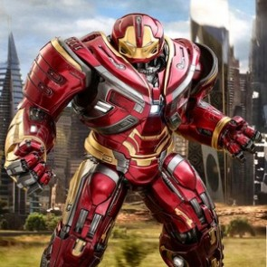 Hot Toys 1/6th Scale PPS005 Avengers: Infinity War Power Pose Hulkbuster Figure