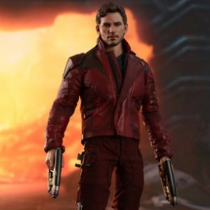 Hot Toys 1/6th Scale MMS539 Avengers: Infinity War Star-Lord Collectible Figure