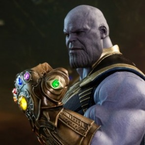 Hot Toys 1/6th Scale MMS479 Avengers: Infinity War Thanos Collectible Figure