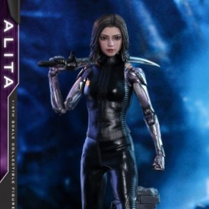 Hot Toys 1/6th Scale MMS520 Alita Battle Angel Alita Collectible Figure