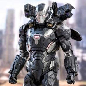 Hot Toys 1/6th Scale MMS499D26 Avengers: Infinity War War Machine Mark IV Figure