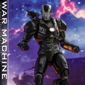 Hot Toys 1/6th Scale MMS530D31 Avengers: Endgame War Machine Collectible Figure