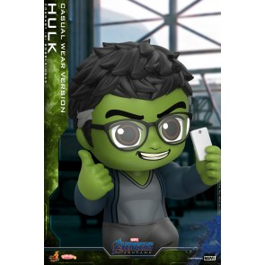 Hot Toys COSB668 Hulk (Casual Wear Version) Cosbaby (S) Bobble-Head