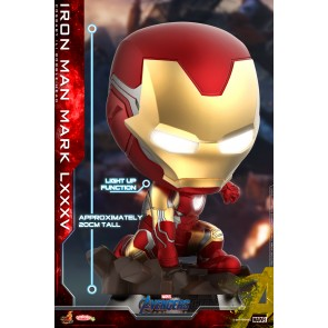 Hot Toys COSB660 Iron Man Mark LXXXV Cosbaby (L) Bobble-Head