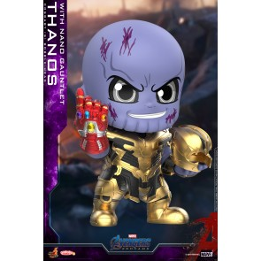 Hot Toys COSB644 Thanos with Nano Gauntlet Cosbaby (S) Bobble-Head