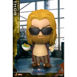 Hot Toys COSB662 Thor (Casual Wear Version) Cosbaby (S) Bobble-Head