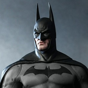 Hot Toys 1/6th Scale Batman Arkham City Collectible Figure