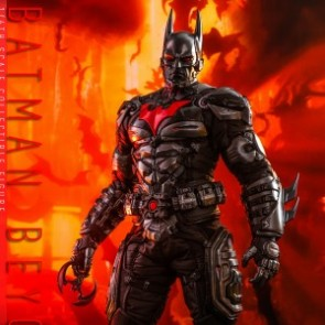 Hot Toys 1/6th Scale VGM39 Batman: Arkham Knight Batman Beyond Collectible Figure