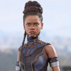 Hot Toys 1/6th Scale MMS501 Black Panther Shuri Collectible Figure
