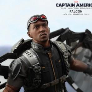 Hot Toys 1/6th Scale Captain America The Winter Soldier Falcon Figure