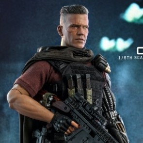 Hot Toys 1/6th Scale MMS583 Deadpool 2 Cable Collectible Figure