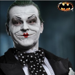 Hot Toys 1/6th Scale Batman The Joker (Mime Version) Figure