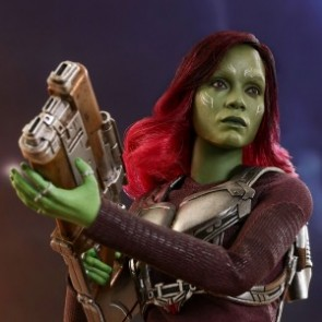Hot Toys 1/6th Scale MMS483 Guardians of the Galaxy Vol. 2 Gamora Figure