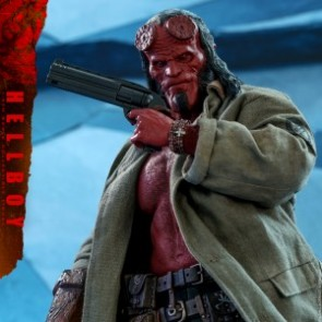 Hot Toys 1/6th Scale MMS527 Hellboy Collectible Figure