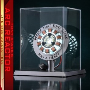 Hot Toys LMS012 Iron Man Tony Stark's Arc Reactor Life-Size Collectible