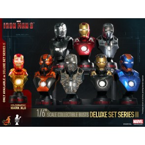 Hot Toys 1/6th Scale Iron Man 3 Collectible Bust (Series II)