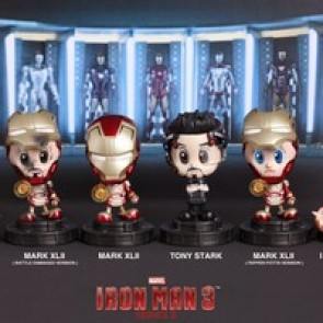 Hot Toys Iron Man 3 Cosbaby (S) Series 2
