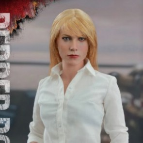 Hot Toys 1/6th Scale Iron Man 3 Pepper Potts Collectible Figure