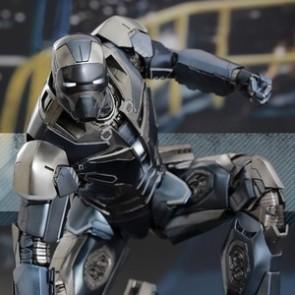 Hot Toys 1/6th Scale Iron Man 3 Shotgun (Mark XL) Collectible Figure