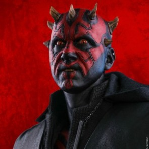 Hot Toys 1/6th Scale DX18 Han Solo: A Star Wars Story Darth Maul Collectible Figure