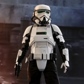 Hot Toys 1/6th Scale MMS494 Solo: A Star Wars Story Patrol Trooper Figure