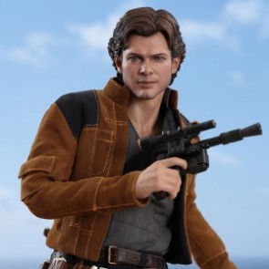 Hot Toys 1/6th Scale MMS491 Solo: A Star Wars Story Han Solo Collectible Figure