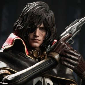 Hot Toys 1/6th Scale Space Pirate Captain Harlock Figure