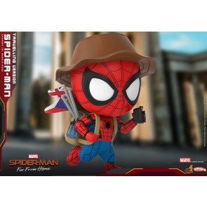 Hot Toys COSB672 Spider-Man: Far From Home Spider-Man Cosbaby Bobble-Head