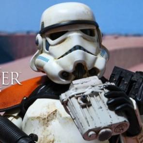 Hot Toys 1/6th Scale Star Wars Episode IV A New Hope Sandtrooper Figure