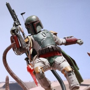 Hot Toys 1/6th Scale Star Wars Episode VI Return of the Jedi: Boba Fett (Deluxe Version)