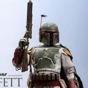 Hot Toys 1/4th Scale Episode VI Return of the Jedi Boba Fett Collectible Figure