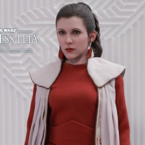 Hot Toys 1/6th Scale MMS508 Star Wars: The Empire Strikes Back Princess Leia (Bespin) Figure