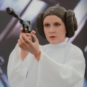 Hot Toys 1/6th Scale Star Wars: Episode IV A New Hope Princess Leia