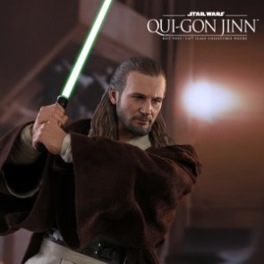Hot Toys 1/6th Scale MMS525 Star Wars: Episode I - The Phantom Menace Qui-Gon Jinn Figure