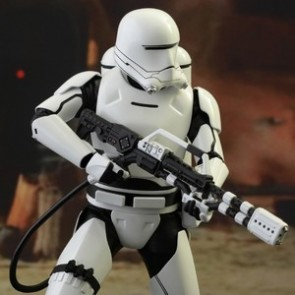 Hot Toys 1/6th Scale Star Wars The Force Awakens First Order Flametrooper