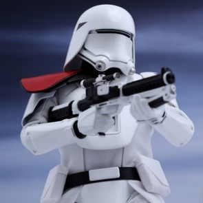 Hot Toys 1/6th Scale MMS322 Star Wars The Force Awakens First Order Snowtrooper Officer