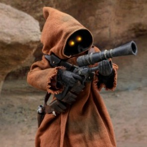 Hot Toys 1/6th Scale MMS554 Star Wars: Episode IV A New Hope Jawa & EG-6 Power Droid Collectible Set