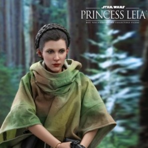 Hot Toys 1/6th Scale MMS549 Star Wars: Return of the Jedi Princess Leia Figure