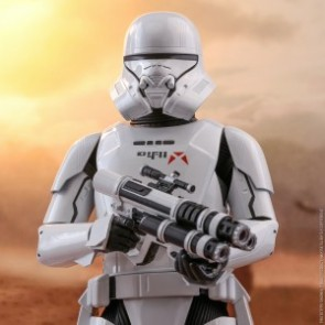 Hot Toys 1/6th Scale MMS561 Star Wars: The Rise of Skywalker Jet Trooper Collectible Figure