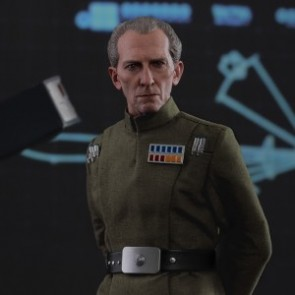 Hot Toys 1/6th Scale MMS433 Star Wars: Episode IV A New Hope Grand Moff Tarkin Figure