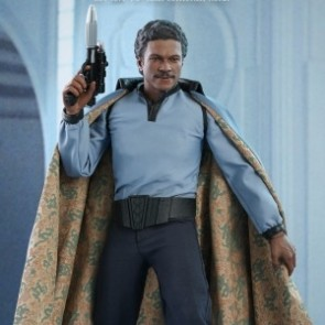 Hot Toys 1/6th Scale MMS588 Star Wars: The Empire Strikes Back Lando Calrissian Collectible Figure (40th Anniversary Collection)