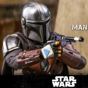 Hot Toys 1/6th Scale TMS007 The Mandalorian Collectible Figure