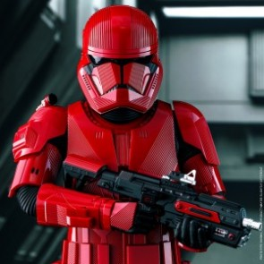 Hot Toys 1/6th Scale MMS544 Star Wars: The Rise of Skywalker Sith Trooper Collectible Figure