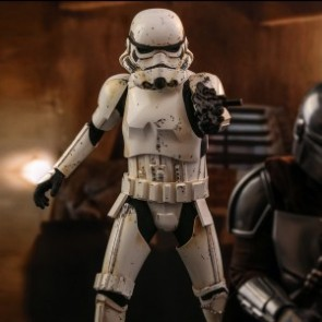 Hot Toys 1/6th Scale TMS011 The Mandalorian: Remnant Stormtrooper Collectible Figure