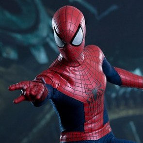 Hot Toys 1/6th Scale MMS244 The Amazing Spider-Man 2 Collectible Figure