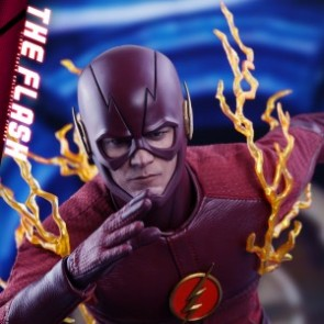 Hot Toys 1/6th Scale TMS009 The Flash Collectible Figure