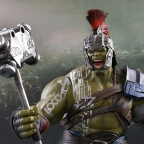 Hot Toys 1/6th Scale MMS430 Thor : Ragnarok Gladiator Hulk Collectible Figure