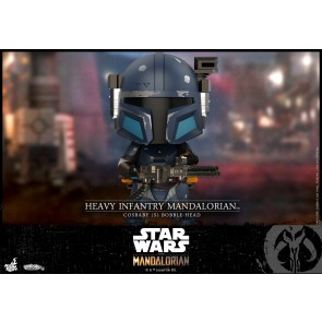 Hot Toys COSB742 Heavy Infantry Mandalorian Cosbaby (S) Bobble-Head